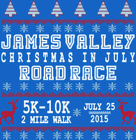 2015 James Valley Road Race
